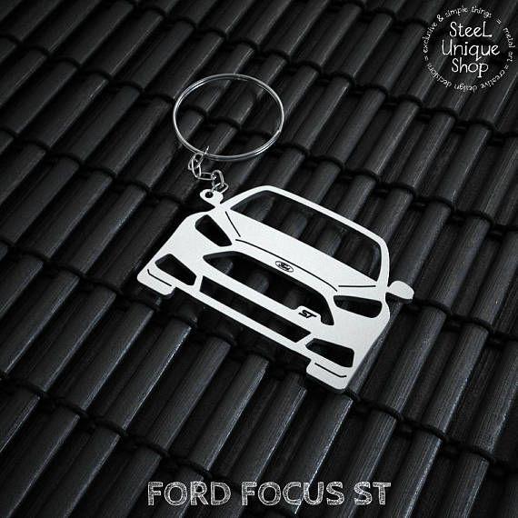 Ford Focus St Keychain Etsy Vw Golf Volkswagen Golf Vw Passat Cc