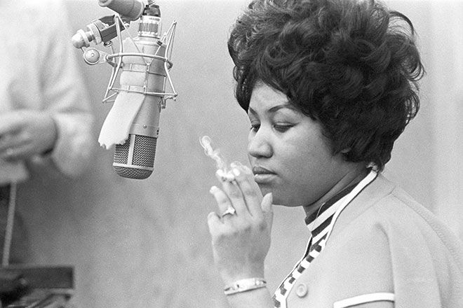 Aretha Franklin: She came to Muscle Shoals for a day and left as the Queen of Soul