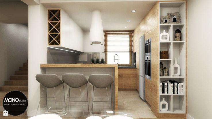 Kuchnia - zdjęcie od MONOstudio - Kuchnia - MONOstudio