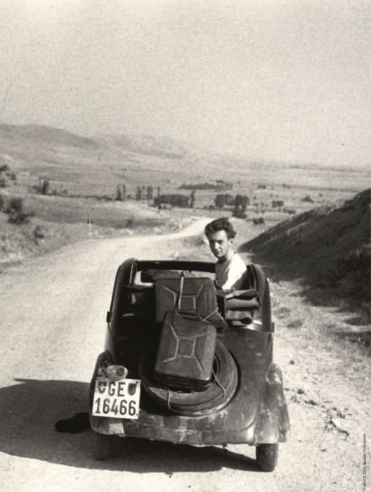Jack Kerouac was really on some Road Trip!