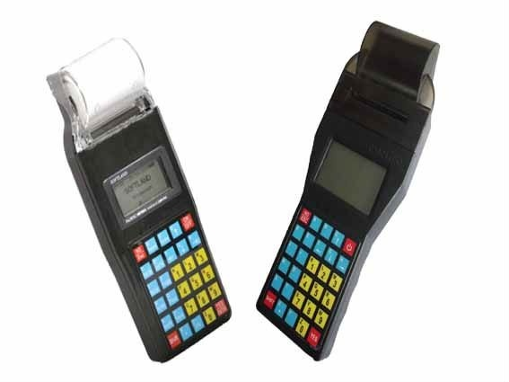 These are the Smart card billing machines with inbuilt software and printer with it.