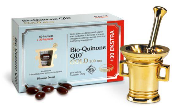 Bio-Qinone Q10 kapsler