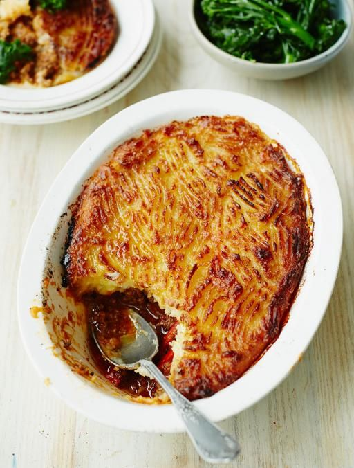 Spiced shepherd's pie | A warming twist on a classic dish | Jamie Oliver