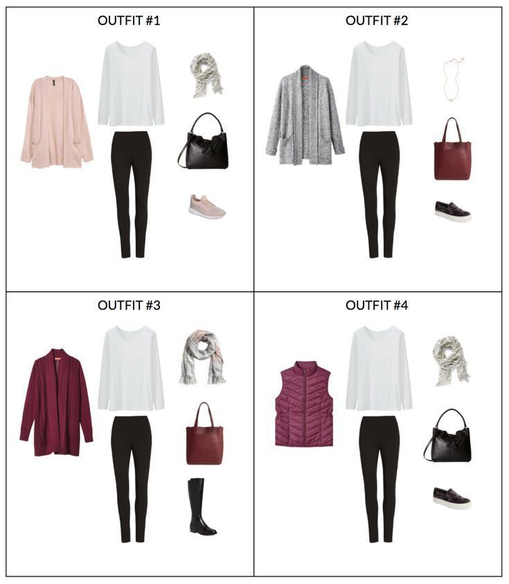 The Keep At House Mother Capsule Wardrobe: Winter 2017/2018 Assortment
