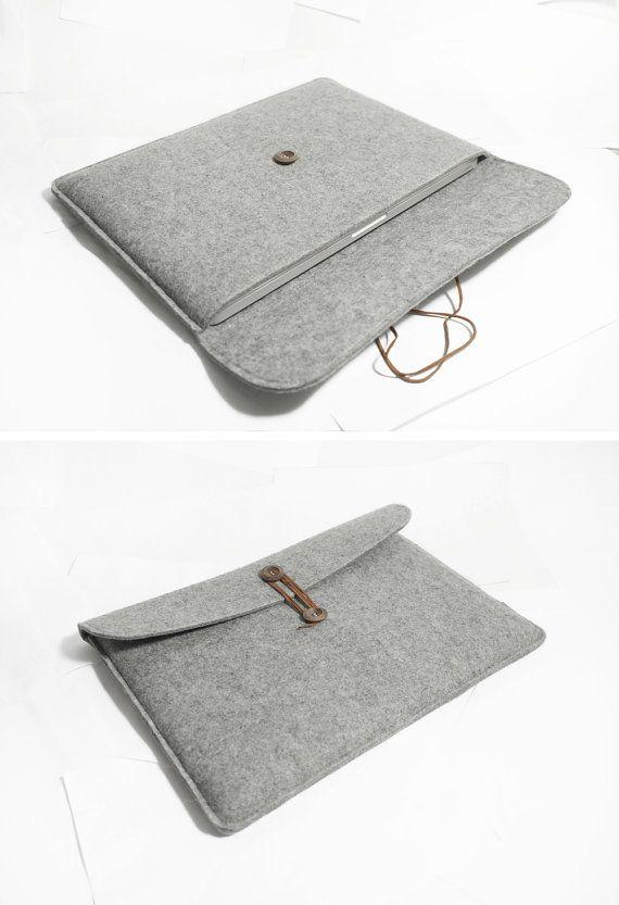Wolle-Macbook pro 15 Retina Macbook Sleeve Wolle F…