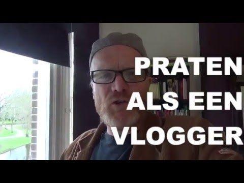 Praten als een vlogger - YouTube