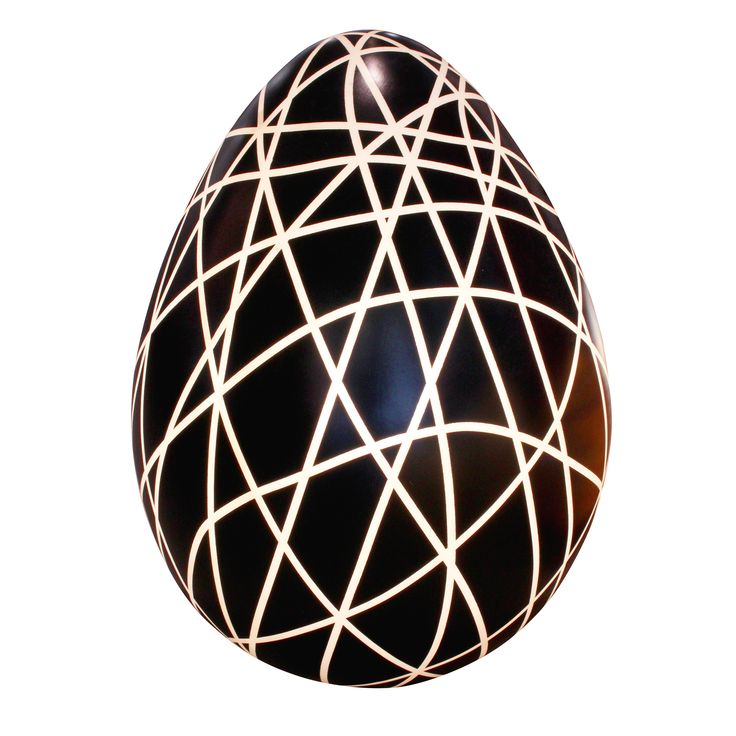 Eggie Lamp - Fibreglass. Light up your indoors with these pretty lamps. Mix and match a few designs to liven up your spaces.