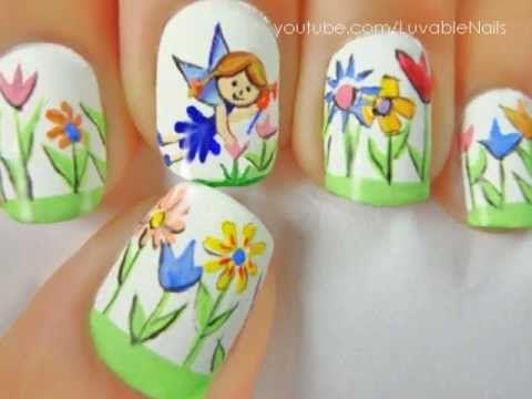 Fairy Nails Art - Tutorials