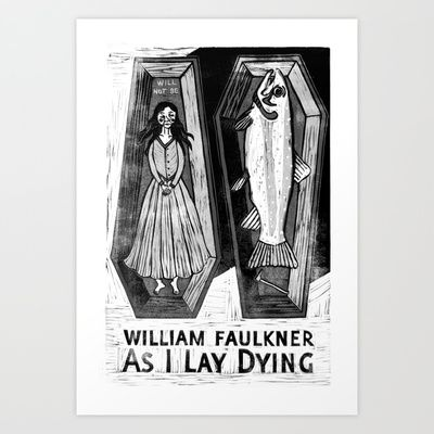 a summary of william faulkners as i lay dying William faulkner's classic, as i lay dying, has been banned by several us school districts one kentucky district removed it from the curriculum for obscenity, using god's name in vain, and the mentions of abortion and reincarnation.
