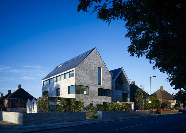 North London Hospice by Allford Hall Monaghan Morris