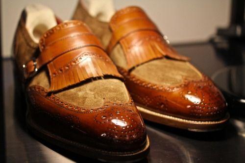 luxury leather.