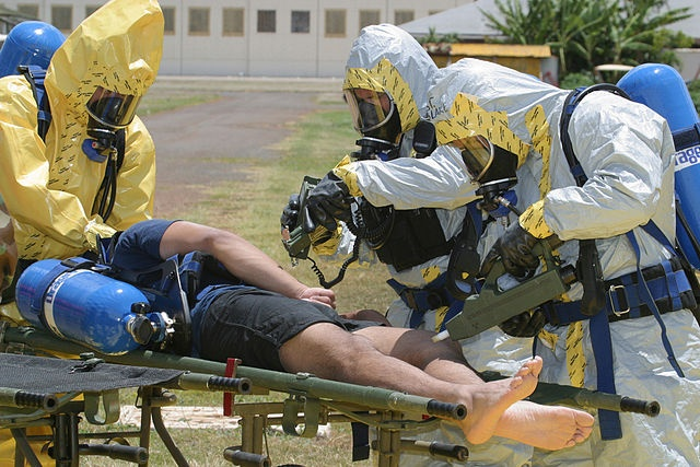 Emergency preparedness and response: Surviving bioterrorism attacks – a disaster plan with natural remedies, and detox    #LDSEmergencyresources #Disasterplanning
