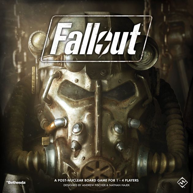 Fallout is a post-nuclear adventure board game for one to four players. Based on the hit video game series by Bethesda Softworks, each Fallout scenario is inspired by a familiar story from the franchise. Survivors begin the game on the edge of an unexplored landscape, uncertain of what awaits them in this unfamiliar world. With just one objective to guide them from the very beginning, each player must explore the hidden map, fight ferocious enemies, and build the skills of their survivor as…