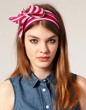 Bandana Hairstyle _