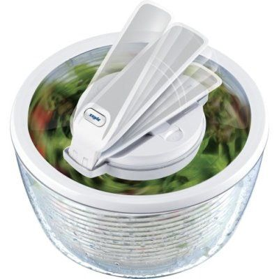 Video Product Review: Zyliss Smart Touch Salad Spinner