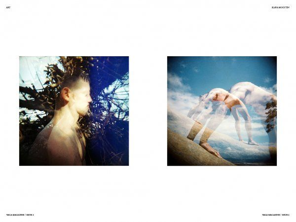 Paradise Superm by Slava Mogutin @VAGA Magazine #vagamagazine #man #style #magazine newyork