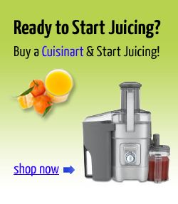 Ready to start juicing? Get a juicer 20-60% off. Read reviews of three top juicers. #justonjuice  ( www.justonjuice.com/juicers )