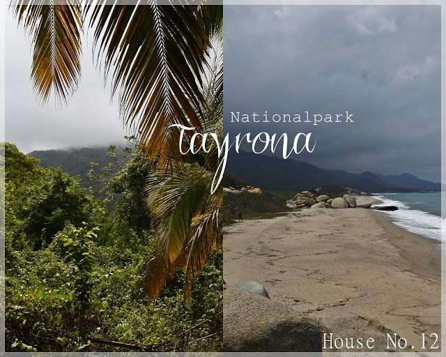 Tayrona Nationalpark in Kolumbien
