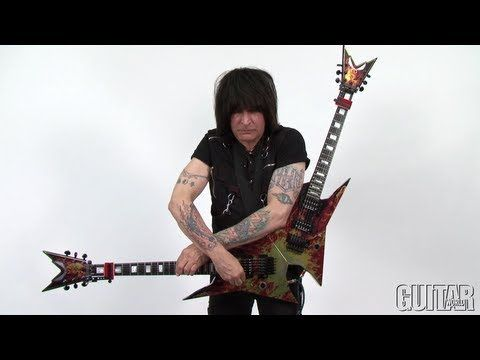Michael Angelo Batio: Double Guitar Shred Medley - show off!