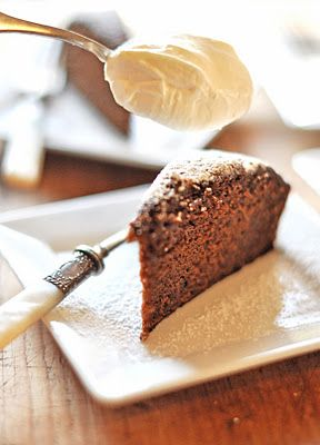 gramercy tavern gingerbread | Dessert! | Pinterest