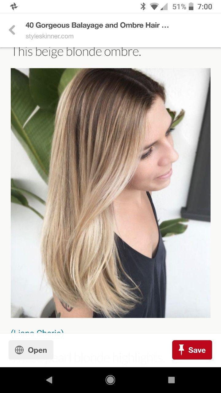 Pin by Hafner Andrea on Hair  Pinterest  Hair Hair styles and