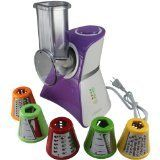 Cooks Club USA VC02SPU Salad Maker Food Processor Mini Purple -- Learn more by visiting the image link. (Amazon affiliate link)