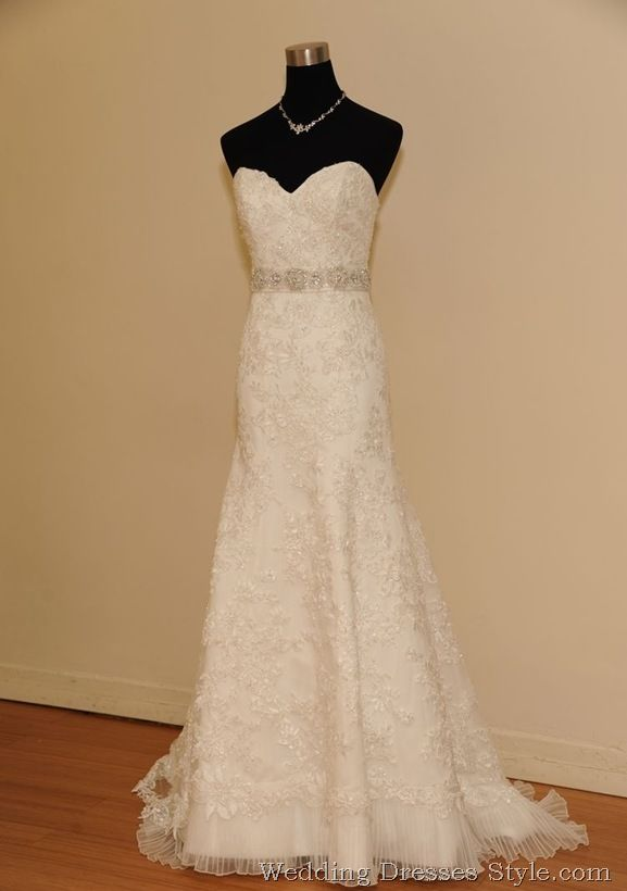 david tutera dress collection | David Tutera by Faviana SpringSummer 2012 Wedding Dress Collection (8)