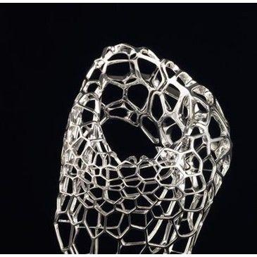 oh, hey? isn't that the voronoi diagram? - Gotta LOVE the voronoi! zaha hadid bracelet: Zaha Hadid Architects, Architects Skein, Arkey Fashion, Beautiful, Hadid Bracelets, Sleeve Bracelets, Architecture Fashion, Skein Sleeve, Architects Zaha Hadid
