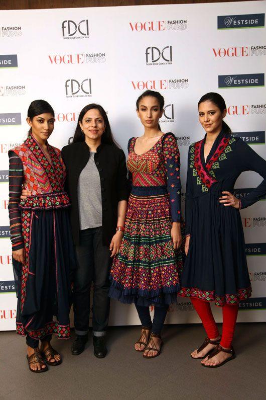 Payal Pratap Singh for Vogue Fashion Fund