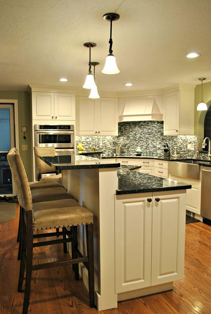 17 best ideas about raised ranch kitchen on pinterest for Raised ranch kitchen designs