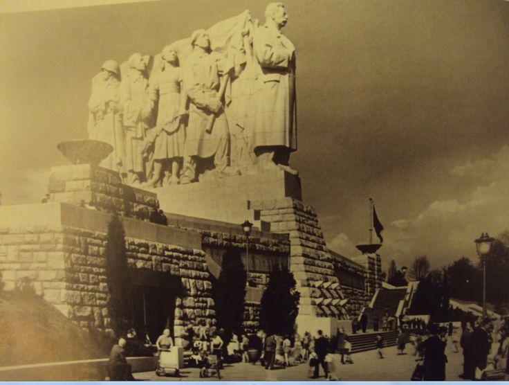 Prague Letna Park - Stalin Monument