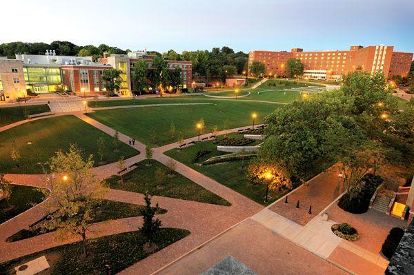 University of Dayton Central Mall