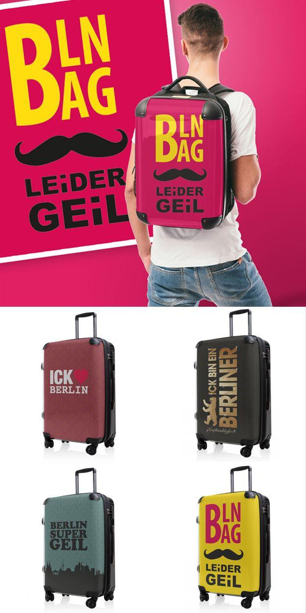 Bunt, laut, jung und frech! Mit der Serie BLNBAG ist auffallen garantiert! Die stylischen Berlin-Taschen mit ihren urbanen Motiven, ihren coolen Sprüchen und ihrem lässigen Design.   #hauptstadtkoffer #hartschalenkoffer #blnbag #leidergeil #ickberlin #berlinsupergeil #ickbineinberliner #kofferdesign #kofferselbergestalten #shopping #koffer #handgepäck #rollkoffer #reisekoffer #hauptstadt #kofferkaufen #kofferonlineshop #kofferonlinekaufen #onlineshopping #lieblingskoffer #onlineshop…