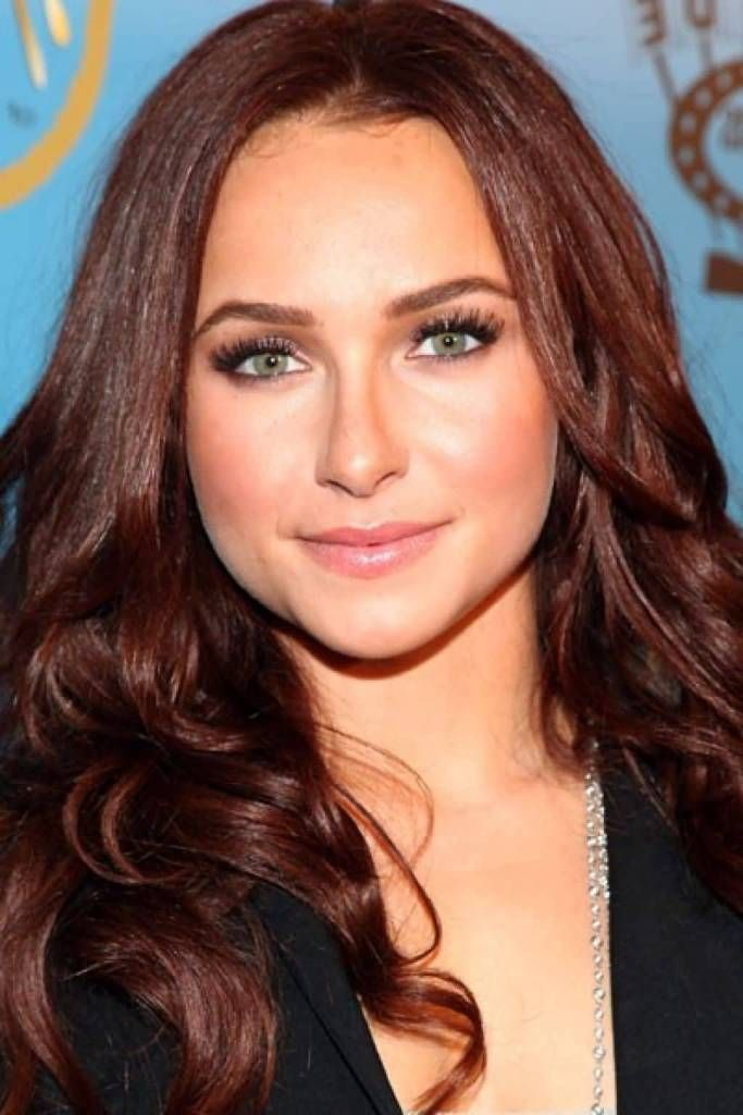 Best 20+ Auburn brown hair color ideas on Pinterest | Red brown ...