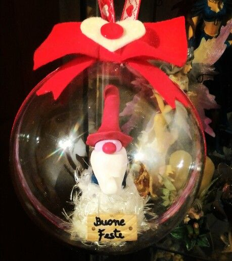 La mia creazione per Natale