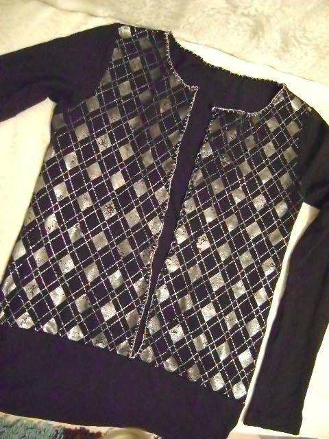 Penye bluz yenileme – 10marifet.org