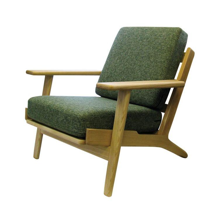 replica Hans Wegner plank chair