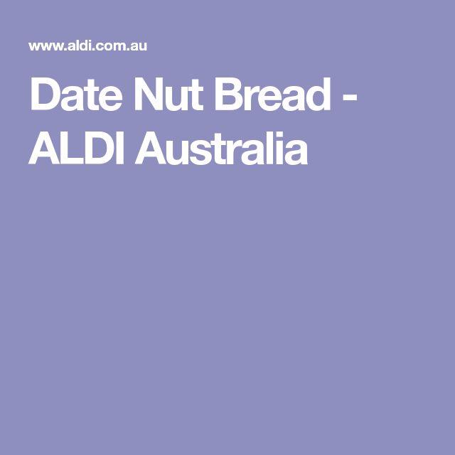 Die besten 25+ Aldi bread Ideen auf Pinterest Desserts, Familien