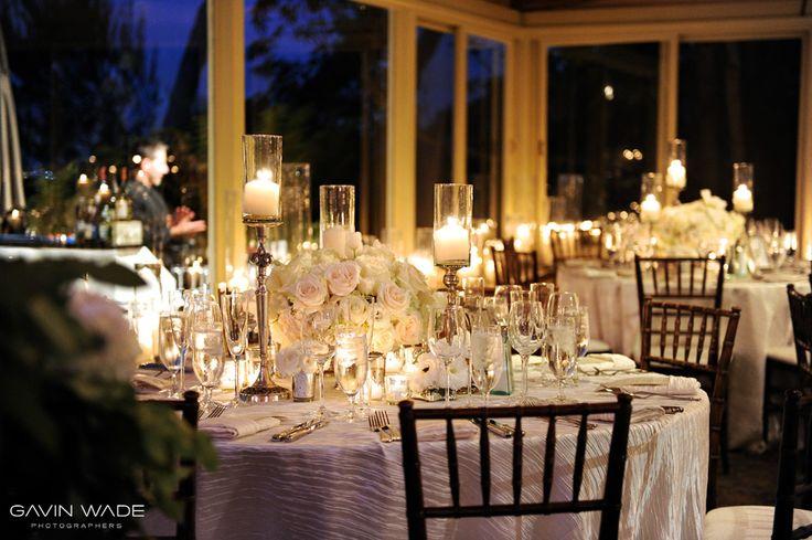 Wedding Reception Details. La Venta Inn Wedding | Carole and Justin » Orange County Destination Wedding Photography Blog | Gavin and Erin Wade