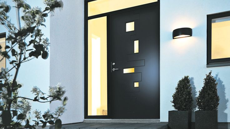 Entrance | Black door | Side/Top windows | White house | Funkis | SWEDOOR