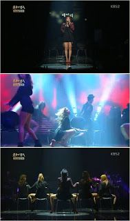 Ailee wins over EXO with a sexy performance at IS2! ~ Latest K-pop News - K-pop News | Daily K Pop News