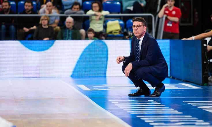 "Fotis Katsikaris: ""Sabíamos que era muy difícil aguantar hasta el final"""