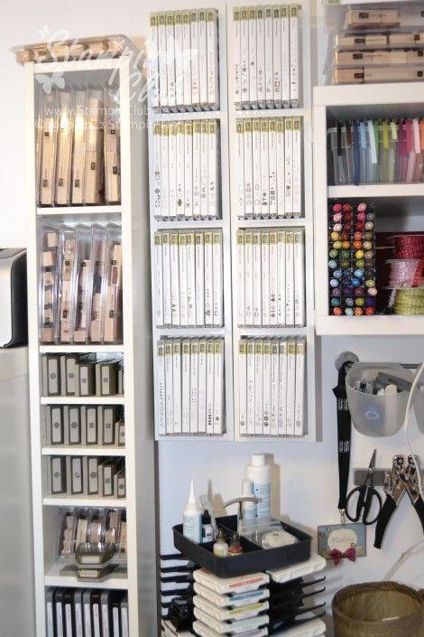 ber ideen zu n hzimmer organisation auf pinterest. Black Bedroom Furniture Sets. Home Design Ideas