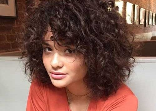 10 Best Short Curly Hairstyles 2018 Best Short Haircut Styles