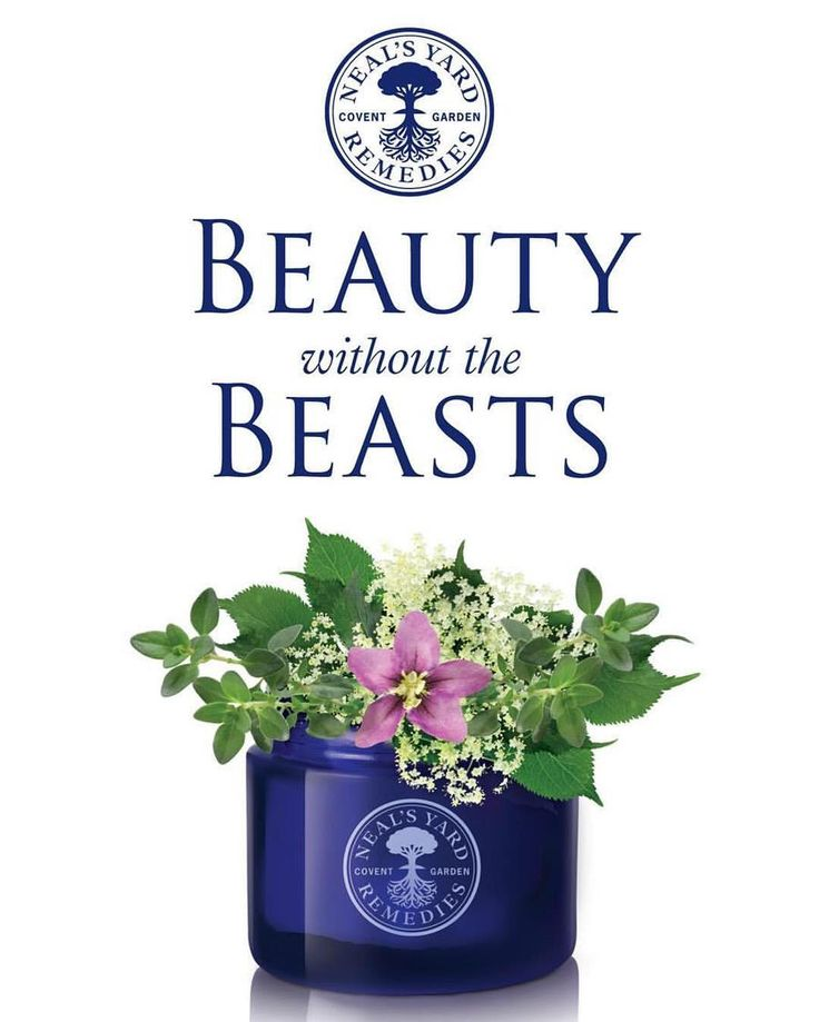 Neal's Yard Remedies...always Beauty without the Beasts!!!