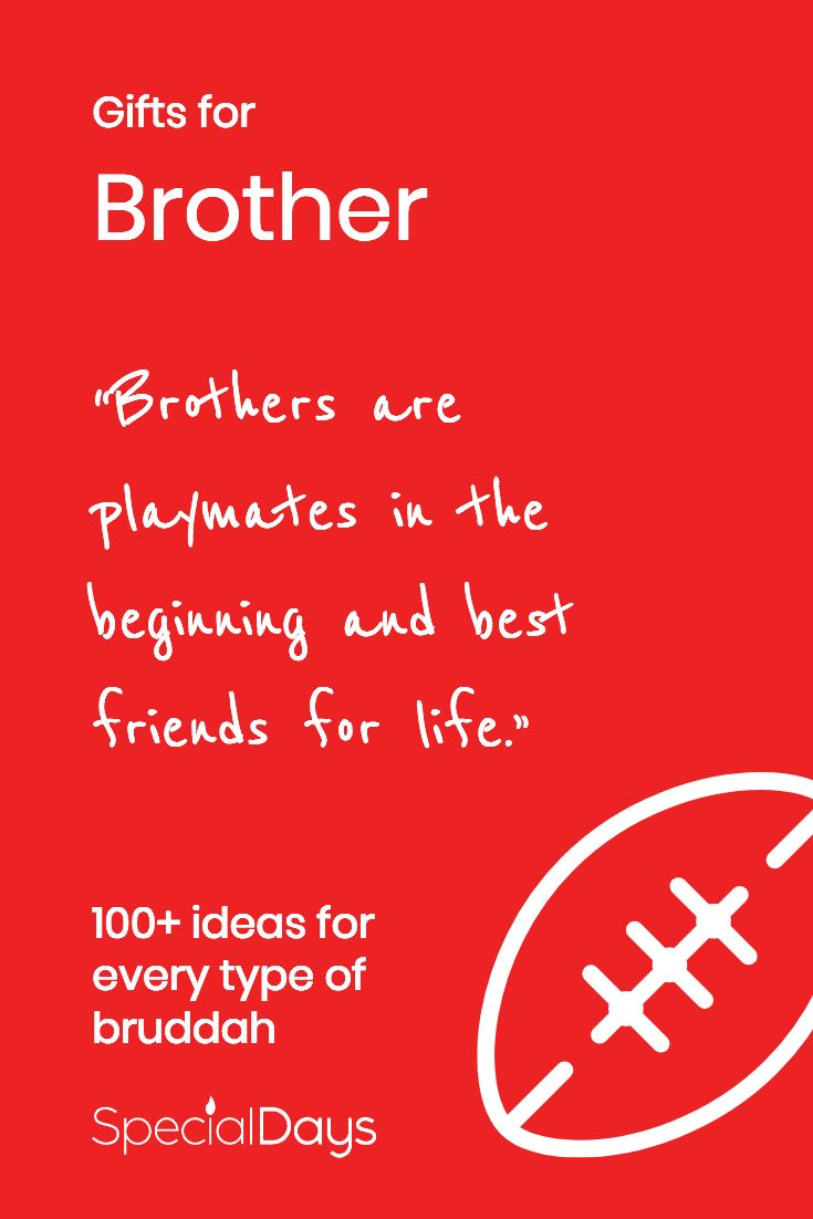 Over 100 gift ideas for brother | gifts for brother christmas ...