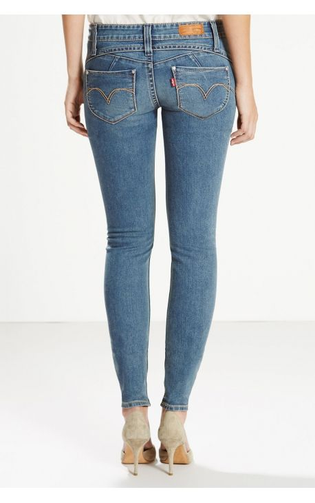 Jeans Levi's Revel Low Skinny Archive