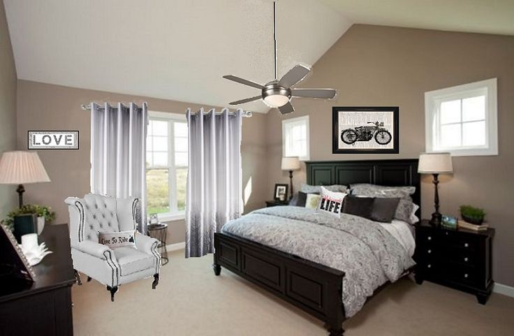 Best The Bedroom All Put Together Modern Motorcycle Bedroom 400 x 300