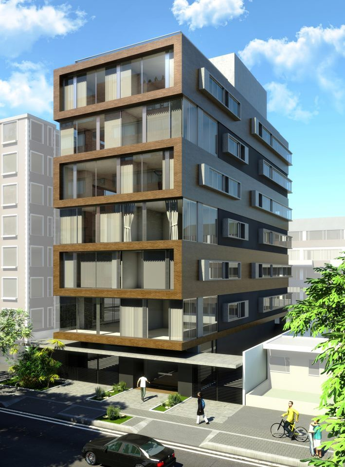 Edificio de Oficinas 9318. Bogotá, Colombia. G+L arquitectos. www.glarquitectos.com