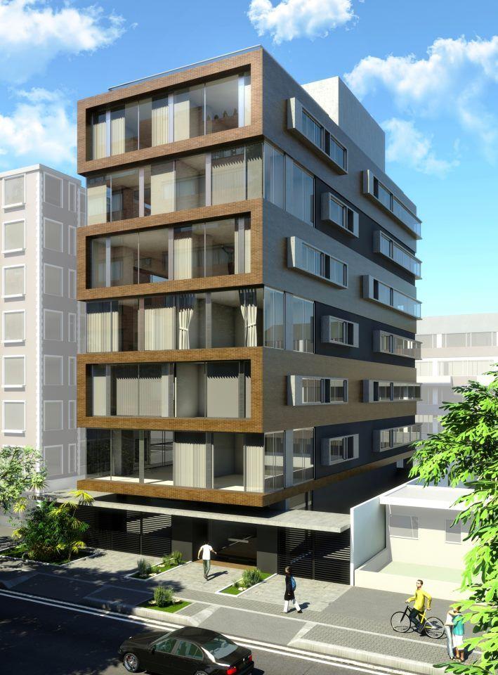 M s de 25 ideas fant sticas sobre edificios de oficinas en for Departamentos arquitectura moderna